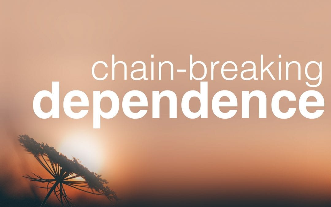 Chain-breaking Dependence