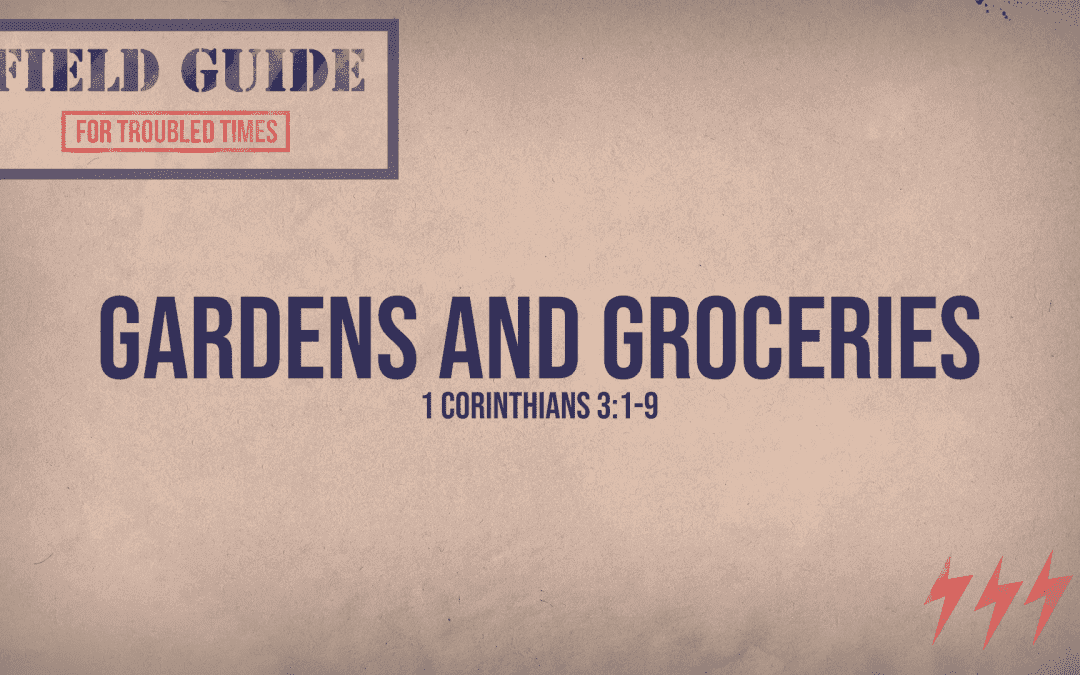 Field Guide For Troubled Times | Gardens And Groceries